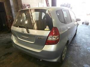 Wrecking 2005 Honda Jazz 1.3 5-Speed Hatchback (C17675) Lansvale Liverpool Area Preview