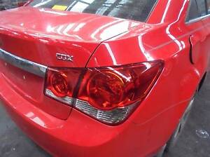 HOLDEN CRUZE RIGHT TAILLIGHT JG/JH, SEDAN, 05/09-17 (C19456) Lansvale Liverpool Area Preview