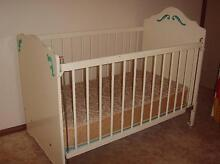 BABYS COT Good Condition Gympie Gympie Area Preview