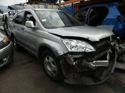 Wrecking 2007 Honda CRV, CRV 4x4 SUV
