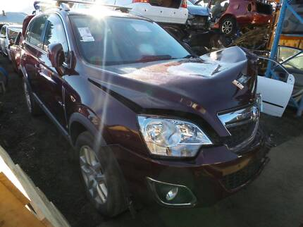 Wrecking 2012 Holden Captiva 5