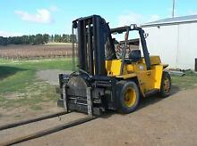 Cat V180 Forklift with Rotator Mount Compass Alexandrina Area Preview