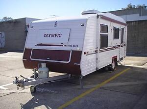 Olympic 2000 Caravan (2004 model) Ormiston Redland Area Preview