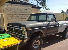 Ford F100 4x4 x 2 UNFINISHED PROJECT 1977 and 1978 Westminster Stirling Area Preview