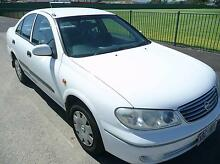 2004 Nissan Pulsar Sedan Angle Park Port Adelaide Area Preview