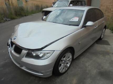 WRECKING 2007 BMW 3 SERIES 2.0 AUTOMATIC SEDAN (C21550) Lansvale Liverpool Area Preview