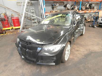 WRECKING 2007 BMW 3 SERIES 2.0 AUTOMATIC SEDAN (C21433) Lansvale Liverpool Area Preview