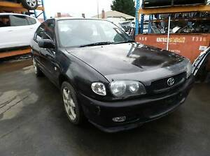 Wrecking 2001 Toyota Corolla Hatch Glenorchy Glenorchy Area Preview