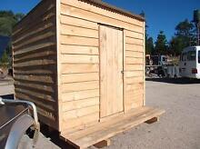 TRANSPORTABLE RUSTIC GARDEN SHED Brisbane Region Preview