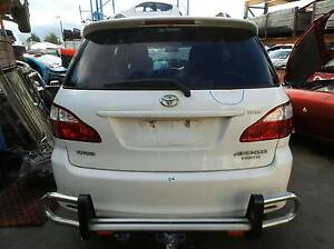 Wrecking 2009 Toyota Avensis Verso Glenorchy Glenorchy Area Preview