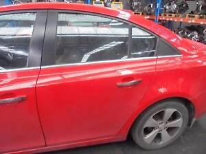 HOLDEN CRUZE LEFT REAR DOOR LOCK, JG-JH, 05/09- (C19456) Lansvale Liverpool Area Preview