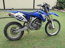 2007 Yamaha WR250F Ipswich Ipswich City Preview