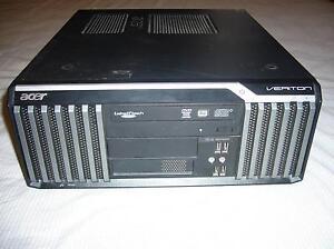 Acer Veriton Intel Core 2 Duo E8400 3.0GHz /2GB/160GB DVD-RW PC Bundoora Banyule Area Preview