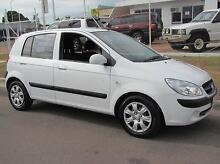 2010 Hyundai Getz Hatch Hermit Park Townsville City Preview