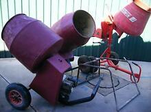 CEMENT MIXER HIRE 2.2 CFT $30 3.5 CFT $35 P/ BRICK BARROW $10 P/D Como South Perth Area Preview