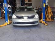 Nissan Tiida 2006 Wrecking FOR PARTS Neerabup Wanneroo Area Preview
