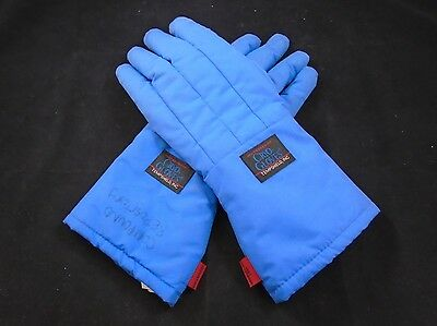 Tempshield Waterproof Cryogenic Mid-arm Liquid Nitrogen Cryo-gloves Medium Mamwp