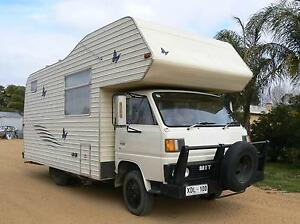 1980 Mitsubishi Canter Barmera Berri Area Preview