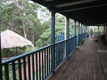 Unique and Rare Idyllic Off-Grid Home on 50 Acres Kin Kin Noosa Area Preview