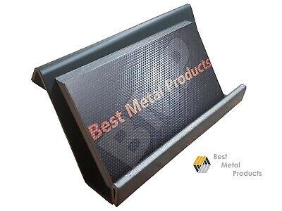 Aluminium Business Card Holder Display Desktop Stand Cellphone Holder 1500103