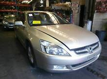 Wrecking 2006 Honda Accord 3.0 Automatic Sedan (C16429) Lansvale Liverpool Area Preview