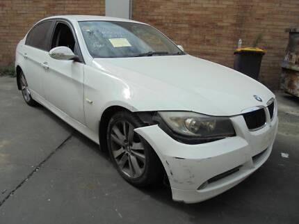 WRECKING 2007 BMW 3 SERIES 2.0 AUTOMATIC SEDAN (C22238) Lansvale Liverpool Area Preview