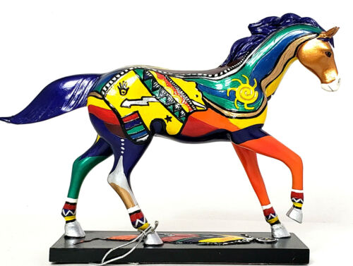 The Trail of Painted Ponies Native Essence 1E/7078 12305 2009