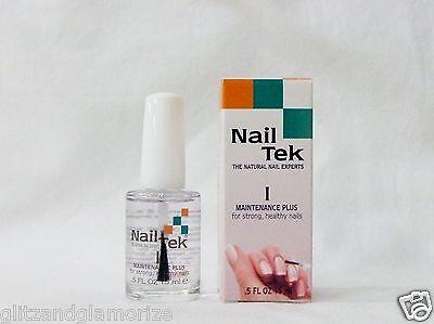 Nail Tek Nail Treatment Nailtek I Maintenance Plus .5oz/14ml