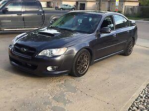 2008 Subaru Legacy GT Limited