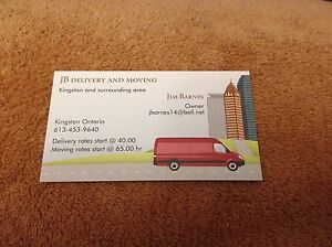 JB Moving and delivery service starting at $40 Kingston Kingston Area image 1