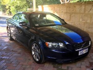 2007 Volvo C70 Convertible Claremont Nedlands Area Preview