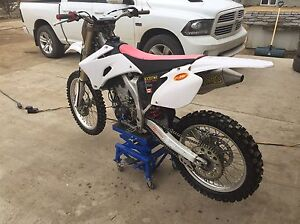 Yz 250f new top end