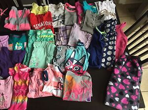 Girl's size 7-8 lot (67 items)