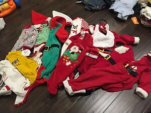Assorted Christmas Holiday Outfits and Hats Cambridge Kitchener Area image 1