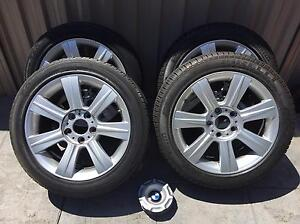"BMW 17"" Wheels Thornbury Darebin Area Preview"
