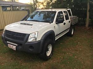 2007 Holden Rodeo(dmax) Rochedale South Brisbane South East Preview