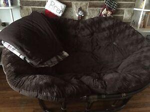 Double Papasan Chair London Ontario image 1