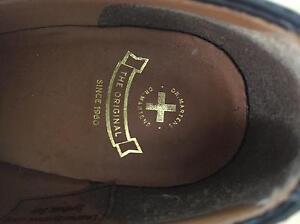 Genuine Dr.  Martin leather stiletto shoes Tolga Tablelands Preview