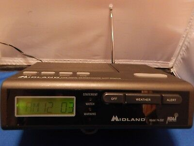 Midland 74-200 Weather Band/Clock Radio Tested