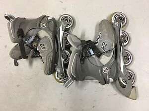 Womens size 7 roller blades