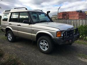 WRECKING 2001 Land Rover discovery td5 Longford Northern Midlands Preview