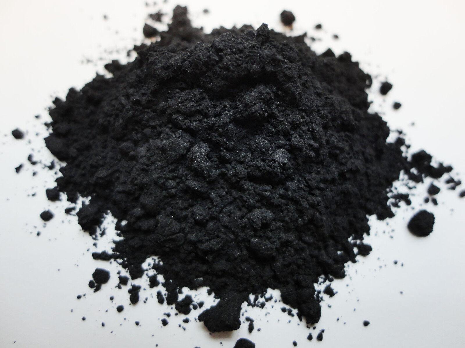 Как сделать чёрный порошок 674