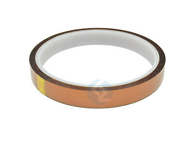 12mm X 33m 100 Feet High Temperature Heat Resistant Smt Solder Insulation Tape