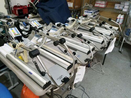 Five (5) Chattanooga Artromot K3 CPM Knee Machines