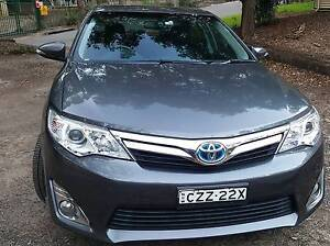2014 Toyota Camry Hybrid HL Chatswood Willoughby Area Preview
