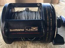 Shimano TLD25 Everton Hills Brisbane North West Preview