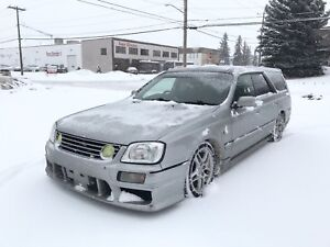 1999 Nissan Stagea RS4S - AWD!!!