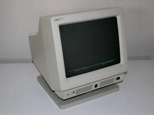 IBM 3151 Terminal 09F3483 ASCII Green Display No Keyboard