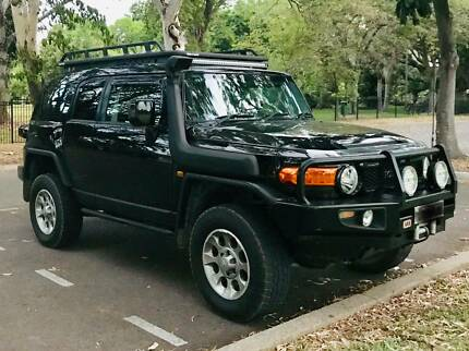 FJ Cruiser North Ward Townsville City Preview