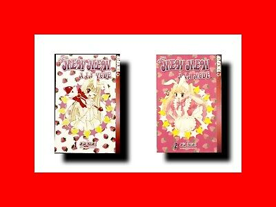 TOKYOPOP MEW MEW A LA MODE BOOK SET VOLS 1+2 MIA IKUMI MANGA ANIME SHOJO ENGLISH